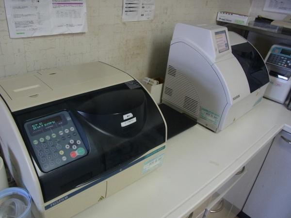 生化学測定器   (DRI-CHEM)
