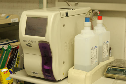 血球計数器(pocH-100iV)